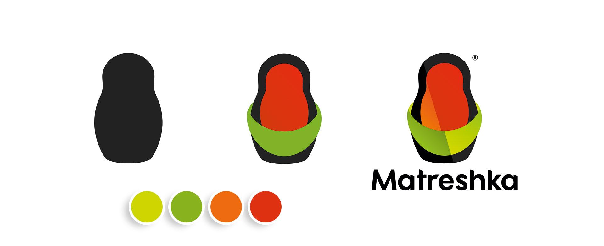 Создание логотипа в студии Андрея Мельникова
